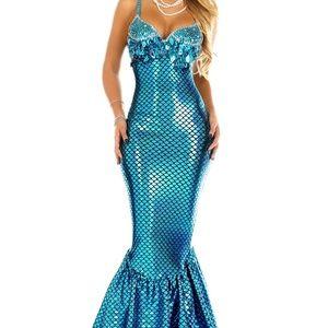 Sea Gem Sexy Mermaid Costume